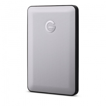 G-Technology G-Drive mobile USB-C - 1TB - Cinzento Sideral
