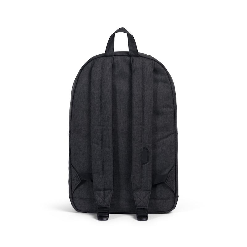 Mochila Herschel Pop Quiz - Crosshatch/Black Rubber