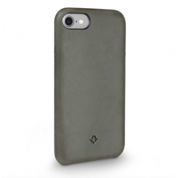 Capa em pele Twelve South Relaxed para iPhone 8 / 7 - Verde