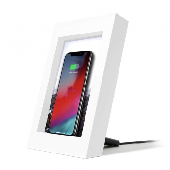 Carregador Twelve South PowerPic Qi Charger - Branco