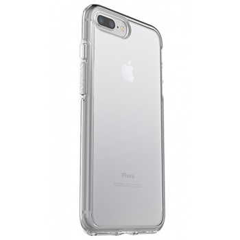 Capa Otterbox Symmetry para iPhone 8/7 Plus - Transparente