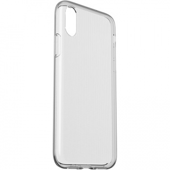 Capa para iPhone XS Otterbox Protected - Transparente
