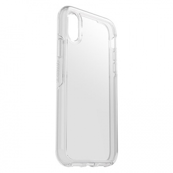 Capa para iPhone XR Otterbox Symmetry - Transparente