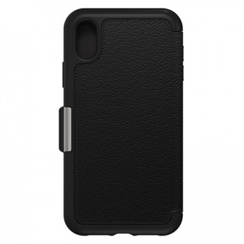 Capa para iPhone XR Otterbox Strada - Shadow Black