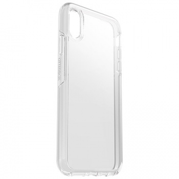 Capa para iPhone XS Max Otterbox Symmetry - Transparente