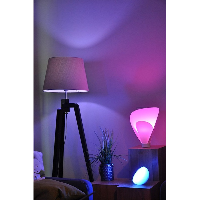 Philips Hue Ambiance (E27) - White and Color - Single Bulb
