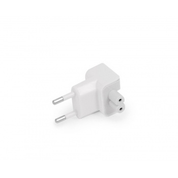 Adaptador Aiino duckhead EU para carregadores Apple.
