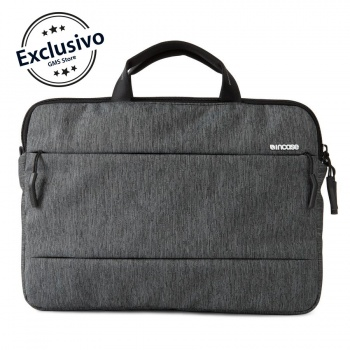 "Mala Incase Messenger City Brief ate 15"" - Cinzento"