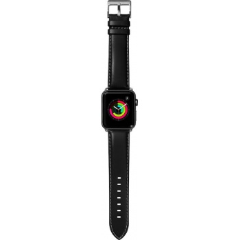 Bracelete para Apple Watch Laut Oxford, 40/38mm - Noir