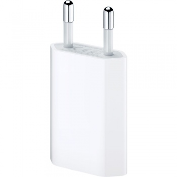 Adaptador de corrente USB de 5 W da Apple