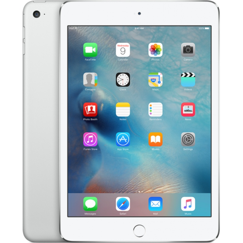 iPad mini 4 Wi-Fi 128 GB - Prateado