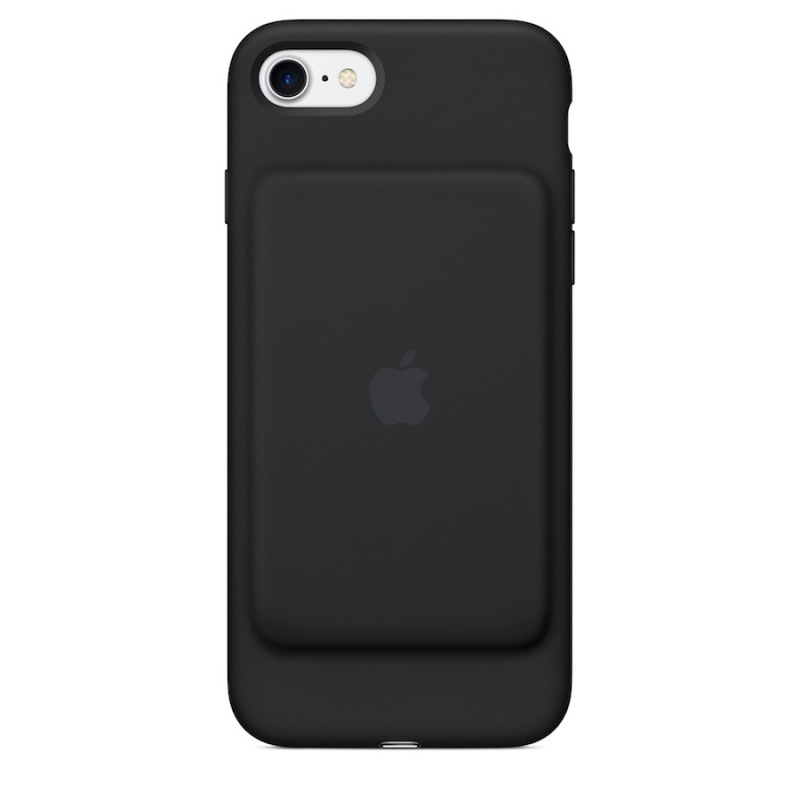 iPhone 8/7 Smart Battery Case - Preto