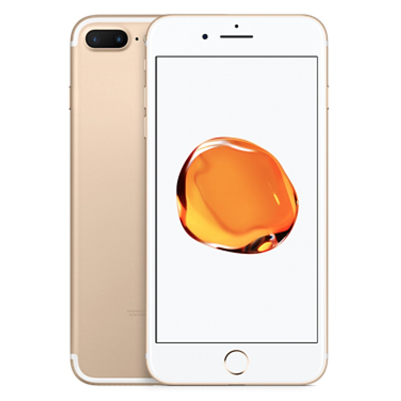 iPhone 7 Plus 256 GB - Dourado