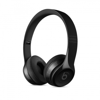 Auscultadores Beats Solo3 Wireless by Dr. Dre - Preto Brillhante