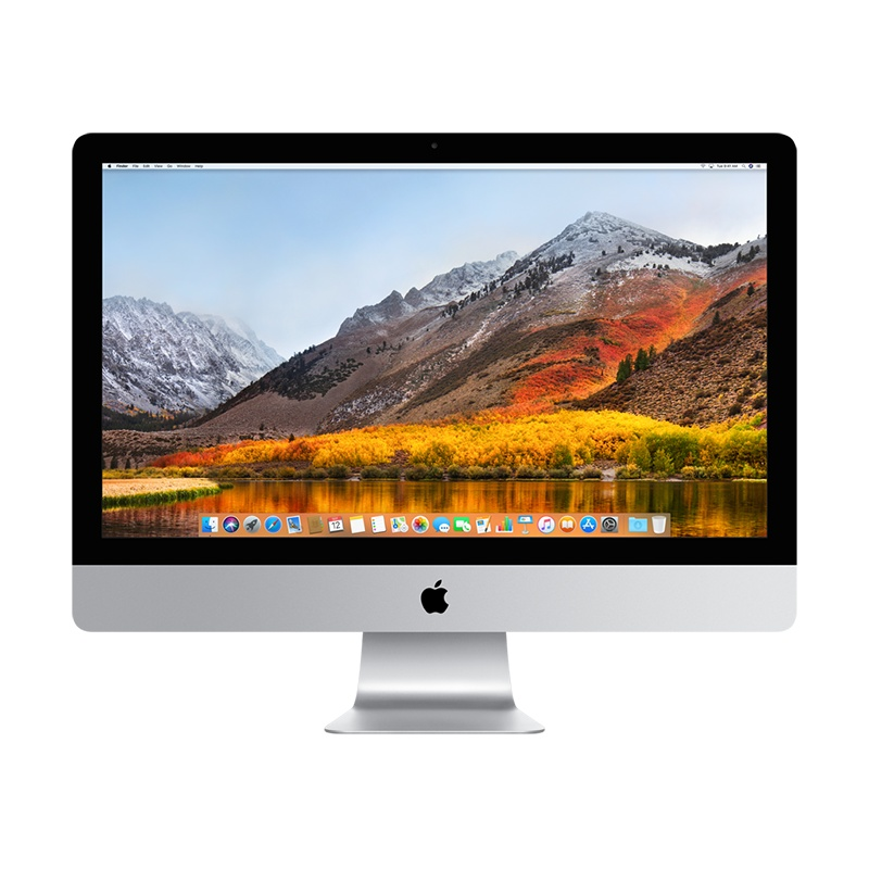iMac 27 5K/Core i5 quad-core 3,5 GHz (Turbo 4,1GHz)/8GB/1TB Fusion