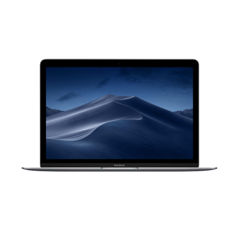 "MacBook 12"" 1.2GHz dual-core Intel Core m3, 256GB - Cinzento Sideral"