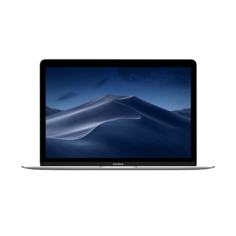 "MacBook 12"" 1.2GHz dual-core Intel Core m3, 256GB - Prateado"