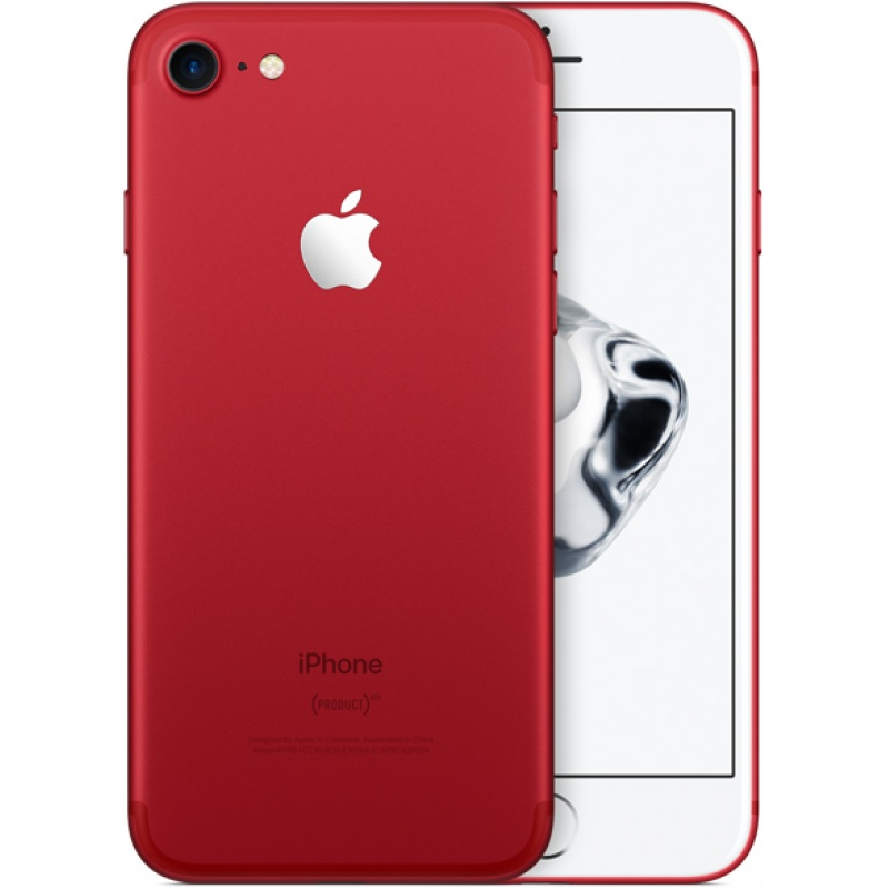 iPhone 7 256GB (PRODUCT)RED Special Edition