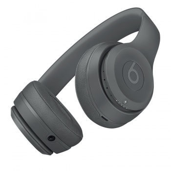 Auscultadores Beats Solo3 Wireless On-Ear  - Neighborhood Collection Asphalt Gray