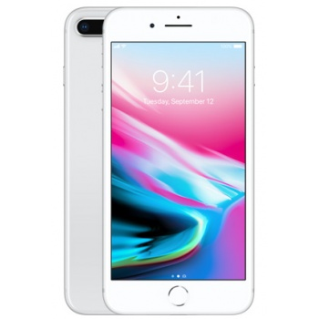 iPhone 8 Plus 256 GB - Prateado