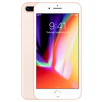 iPhone 8 Plus 256 GB - Dourado