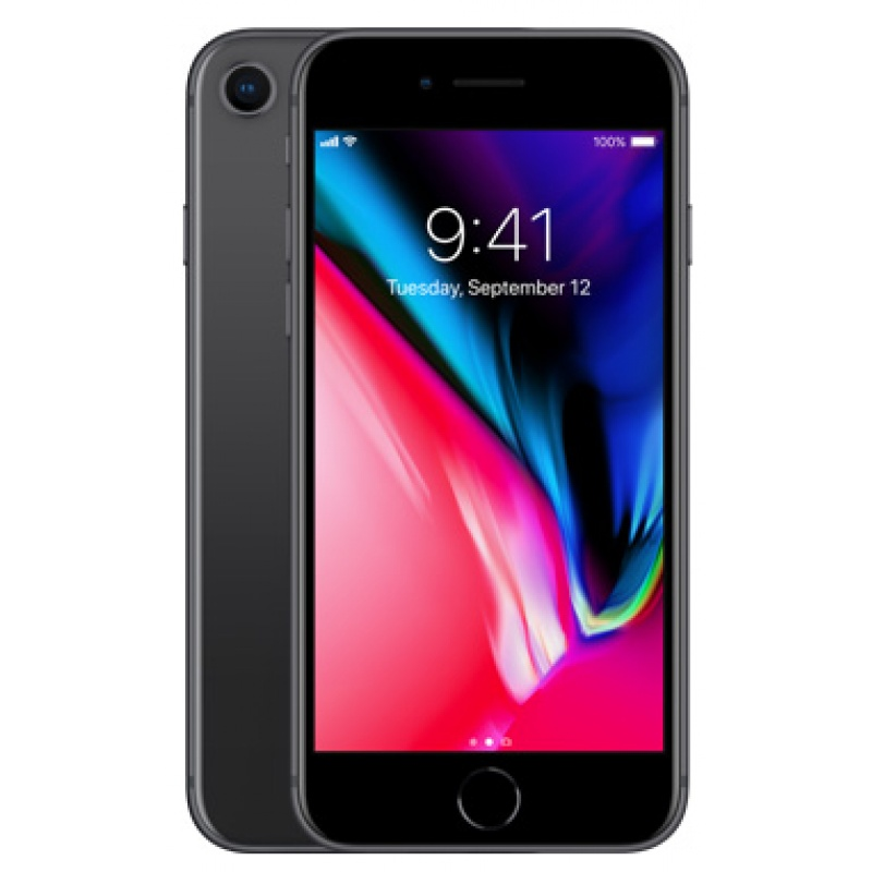 iPhone 8 256 GB - Cinzento Sideral
