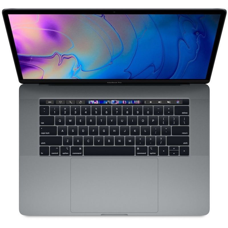"MacBook Pro 15"" Touch Bar i7 2.2GHz 16Gb 256GB - Cinzento sideral"