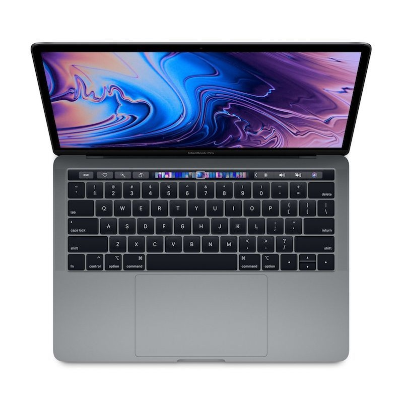 "MacBook Pro 13"" Touch Bar i5 2.3GHz 8GB 256GB - Cinzento Sideral"
