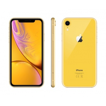 iPhone XR 128GB - Amarelo