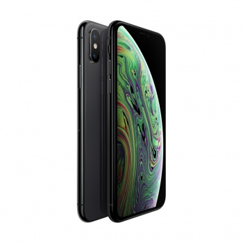 iPhone XS 64GB - Cinzento Sideral