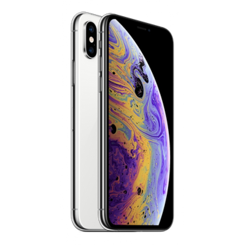 iPhone XS 256GB - Prateado