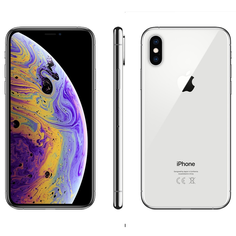 iPhone XS 512GB - Prateado