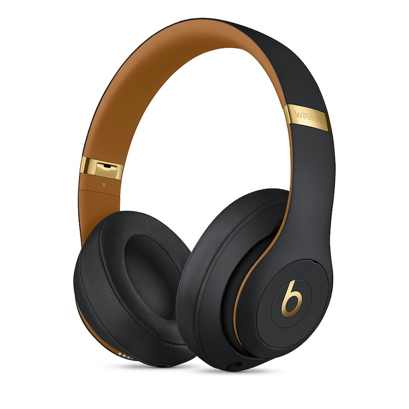 Beats Studio3 Wireless Over-Ear - The Beats Skyline Collection - Midnight Black