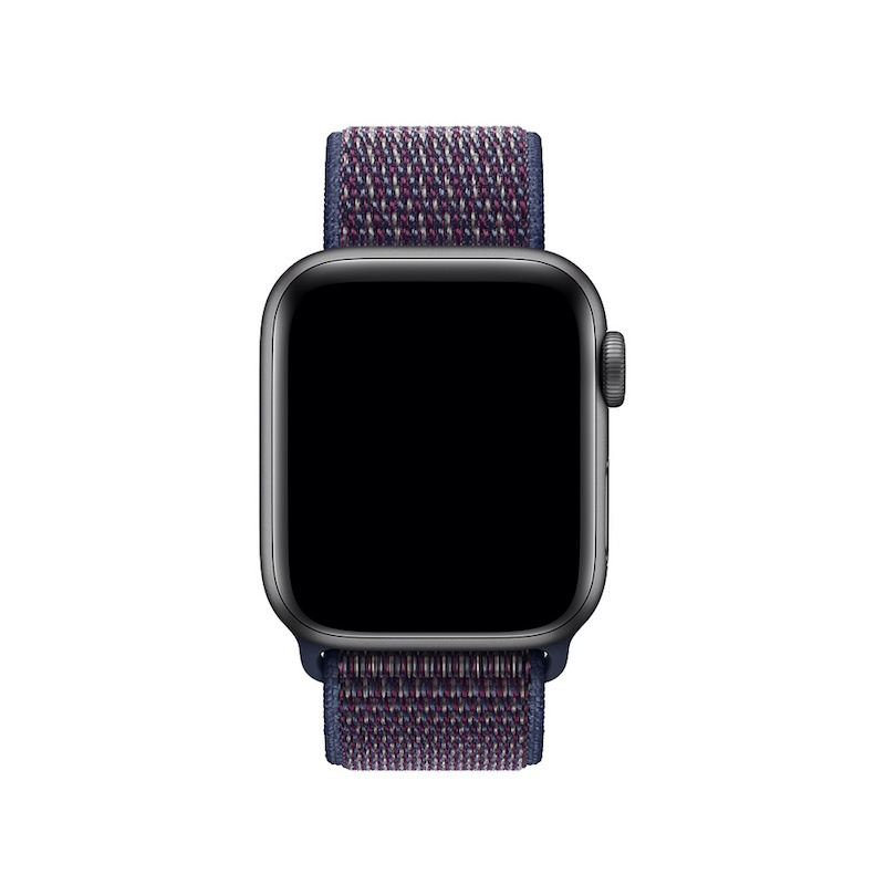 Bracelete desportiva Loop para Apple Watch (40/38 mm) -  Azul Indigo