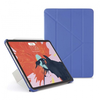 Capa para iPad Pro 11 Pipetto Origami - Royal Blue