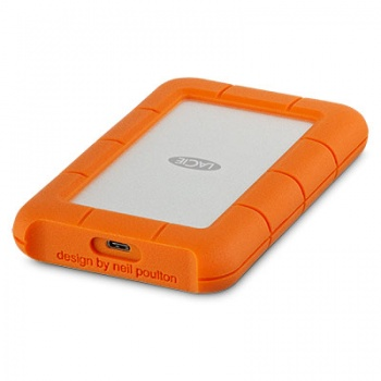 Disco externo LaCie Rugged 1 TB 2.5 USB & USB-C