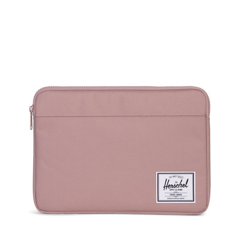 "Sleeve Herschel Anchor MacBook 13"" - Ash Rose"